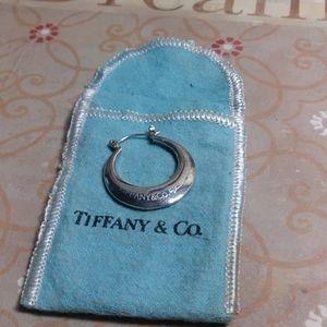 Retired single Tiffany Earring